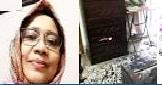 ধারালো অস্রদিয়ে আঘাত পরে বিচানায় আগুন লাগিয়ে হত্যা, হত্যা না আগুনে পুড়ে মৃত্যু তদন্ত করছে পুলিশ