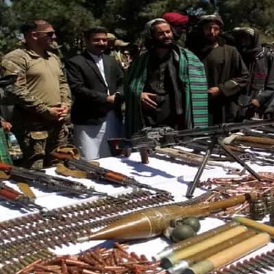 আফগানিস্তানের ক্ষমতা দখল ও আমেরিকায় তৈরি বিপুল অত্যাধুনিক সমরাস্ত্র এখন তালেবানের হাতে
